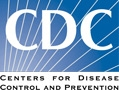 U.S. Department of Health and Human Services, Centers for Disease Control and Prevention logo