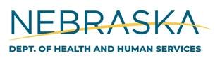 Nebraska Department of Health and Human Services Division of Behavioral Health logo