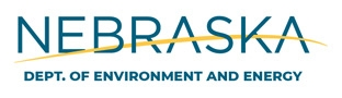 Nebraska Department of Environment and Energy logo