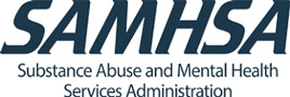 U.S. Substance Abuse and Mental Health Services Administration logo