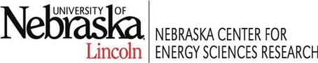Nebraska Center for Energy Sciences Research logo
