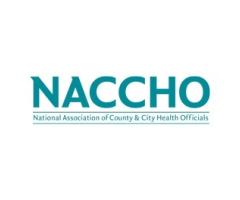 National Association of City and County Health Officials logo