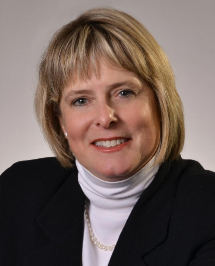 Headshot of Sue Swearer